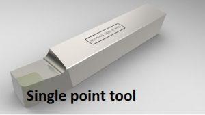 Single point tool Capstan & turret lathe