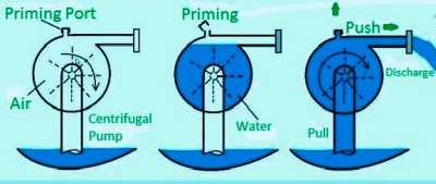 Centrifugal Pump | Types, Parts, Working, Diagram and Applications