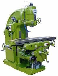 Column and knee type Milling Machine