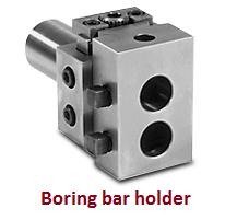 Boring bar holder