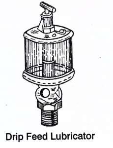 Drip Feed Lubricator
