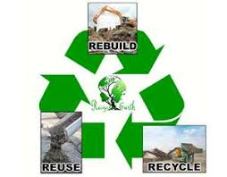 Cycle of Green Concrete